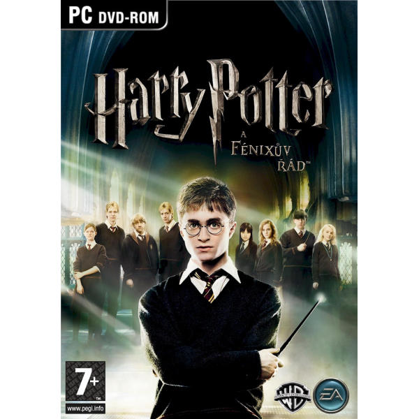 Harry Potter a F�nixov r�d CZ