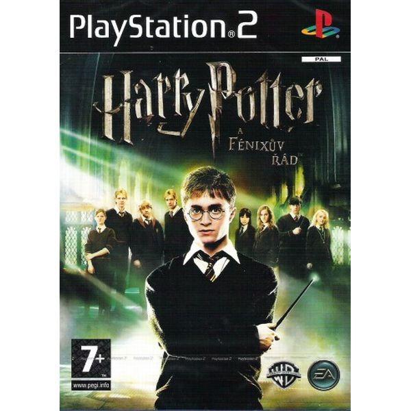 Harry Potter a Fénixov Rád CZ
