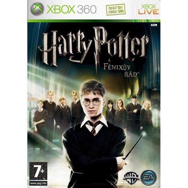Harry Potter a Fénixov rád CZ [XBOX 360] - BAZÁR (použitý tovar)