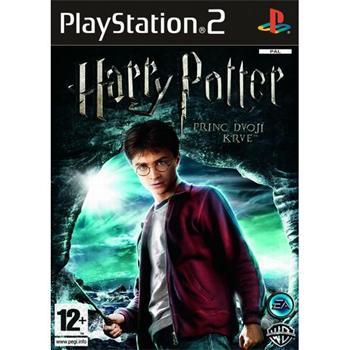 Harry Potter a polovičný princ CZ [PS2] - BAZÁR (použitý tovar)