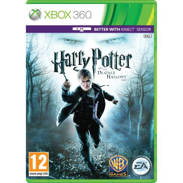 Harry Potter and the Deathly Hallows: Part 1 [XBOX 360] - BAZÁR (použitý tovar)