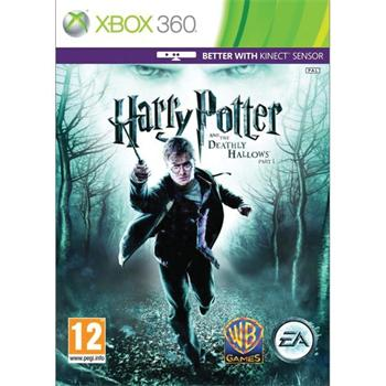 Harry Potter and the Deathly Hallows: Part 1 [XBOX 360] - BAZ�R (pou�it� tovar)