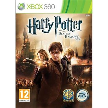 Harry Potter and the Deathly Hallows: Part 2 [XBOX 360] - BAZ�R (pou�it� tovar)