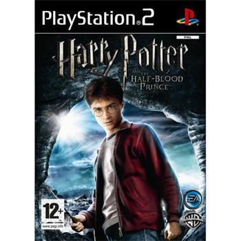 Harry Potter and the Half-Blood Prince [PS2] - BAZÁR (použitý tovar)
