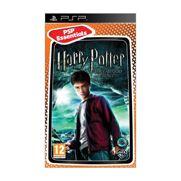 Harry Potter and the Half-Blood Prince [PSP] - BAZÁR (použitý tovar)