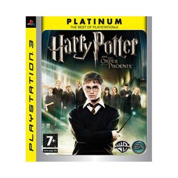 Harry Potter and the Order of the Phoenix [PS3] - BAZÁR (použitý tovar)