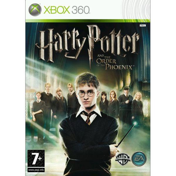 Harry Potter and the Order of the Phoenix [XBOX 360] - BAZÁR (použitý tovar)