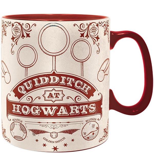 Šálka Quidditch (Harry Potter) 460ml ABYMUG640
