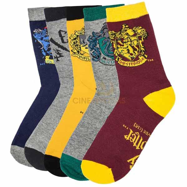 Harry Potter Ponožky (5-Pack) HPE56027