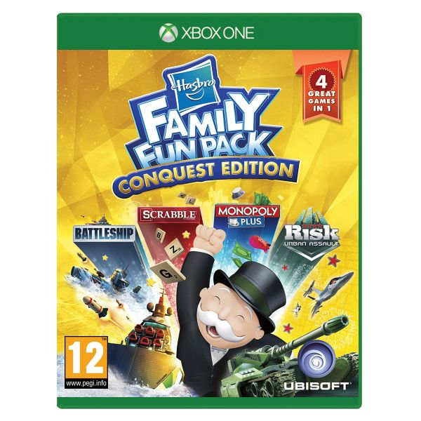 Hasbro Family Fun Pack (Conquest Edition) XBOX ONE