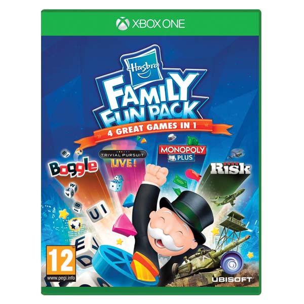 Hasbro Family Fun Pack [XBOX ONE] - BAZÁR (použitý tovar)