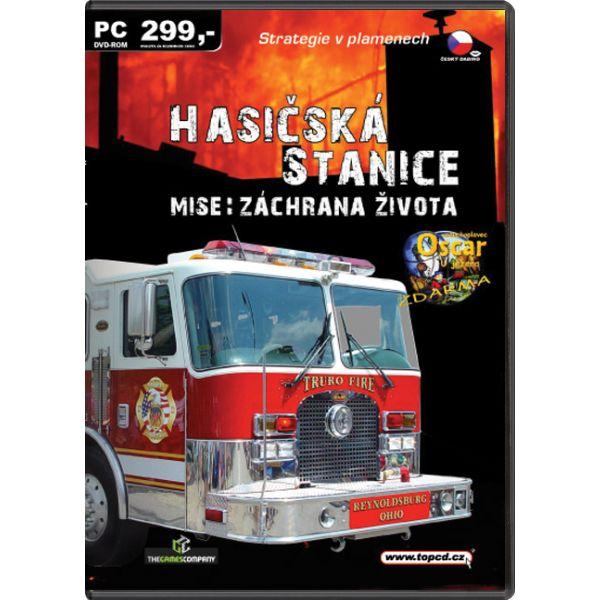 Hasičská Stanica Misia: Záchrana života CZ PC