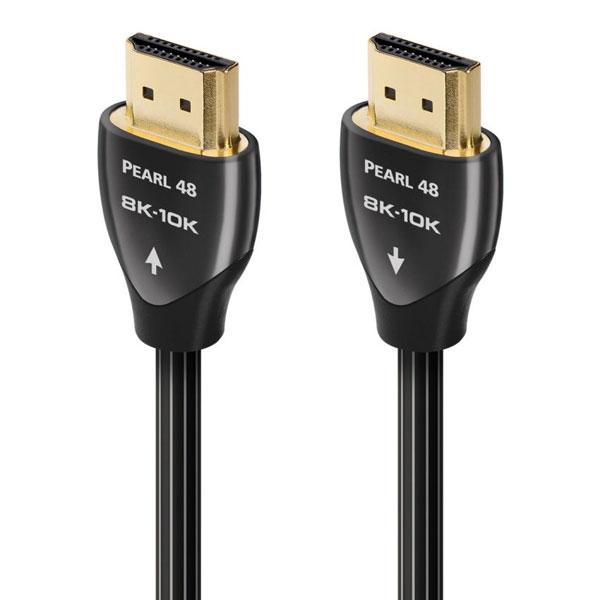 HDMI kábel Audioquest Pearl 48G 1 m
