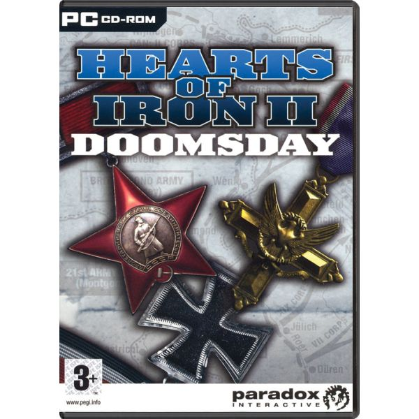 Hearts of Iron 2: Doomsday PC