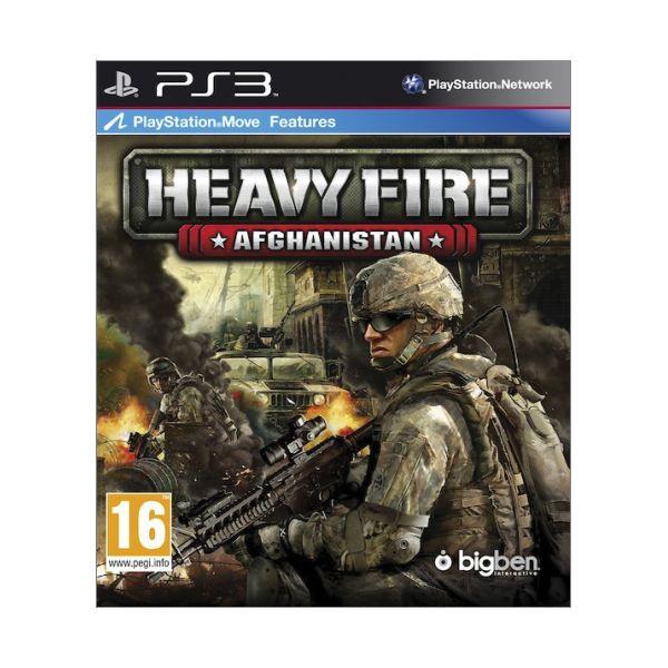 Heavy Fire: Afghanistan [PS3] - BAZÁR (použitý tovar)