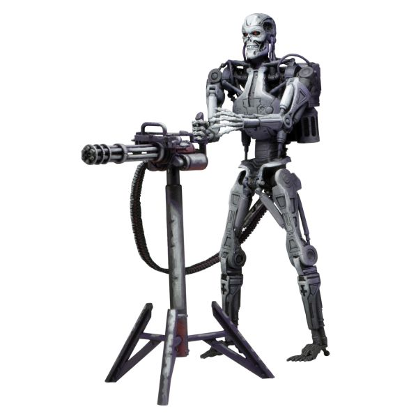 Heavy Machine Gun Endoskeleton T-800 (Robocop vs. The Terminator)