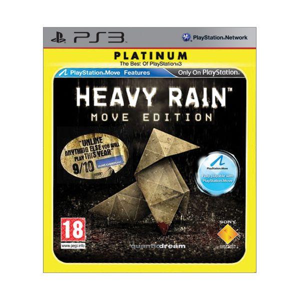 Heavy Rain (Move Edition)-PS3 - BAZÁR (použitý tovar)