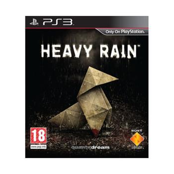 Heavy Rain [PS3] - BAZÁR (použitý tovar)