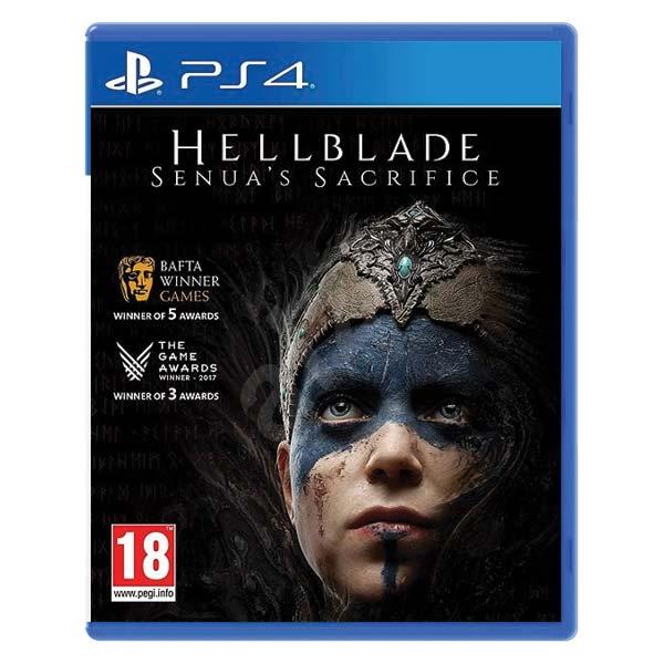 Hellblade: Senua's Sacrifice [PS4] - BAZÁR (použitý tovar)