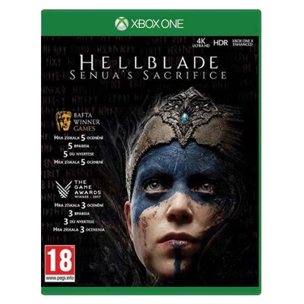 Hellblade: Senua's Sacrifice [XBOX ONE] - BAZÁR (použitý tovar)