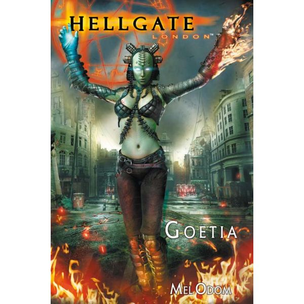 Hellgate London: Goetia