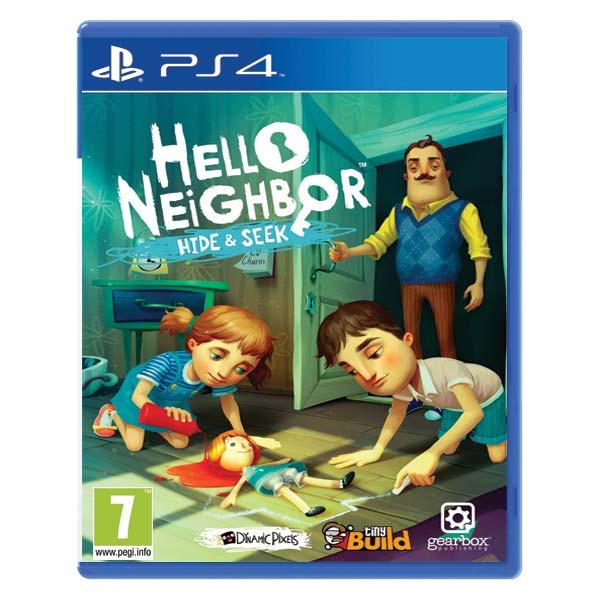 Hello Neighbor: Hide & Seek [PS4] - BAZÁR (použitý tovar)