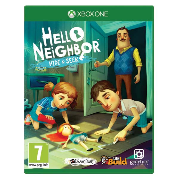 Hello Neighbor: Hide & Seek XBOX ONE