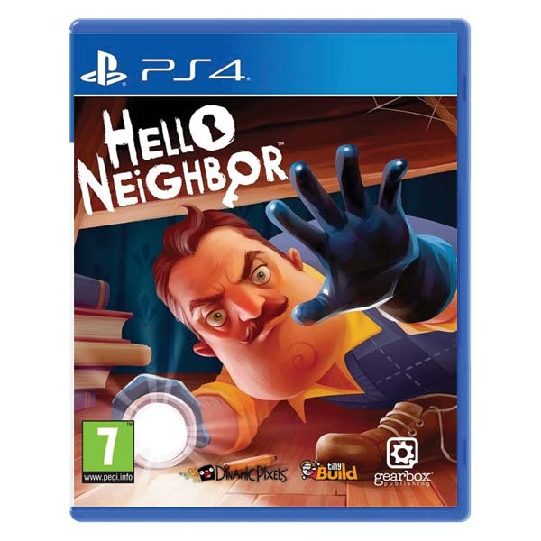 Hello Neighbor [PS4] - BAZÁR (použitý tovar)