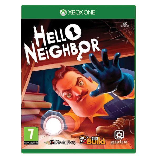 Hello Neighbor [XBOX ONE] - BAZÁR (použitý tovar)