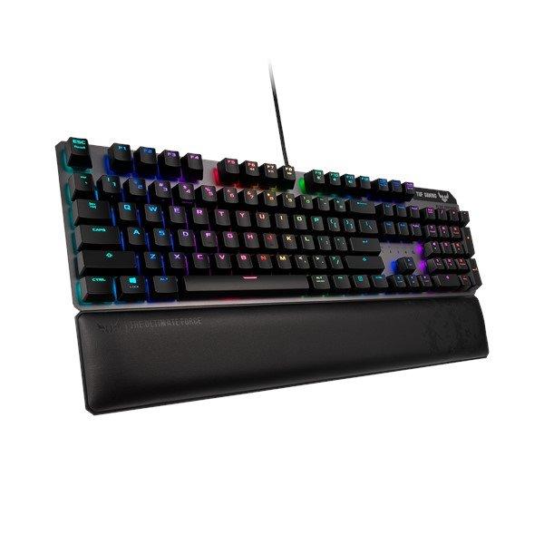 Herná klávesnica Asus TUF Gaming K7 (CZ/SK)