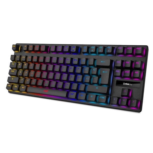 Herná klávesnica Niceboy ORYX K300X CZ/SK