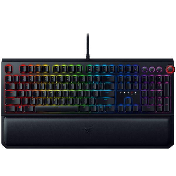 Herná klávesnica Razer BlackWidow Elite (Green Switch)