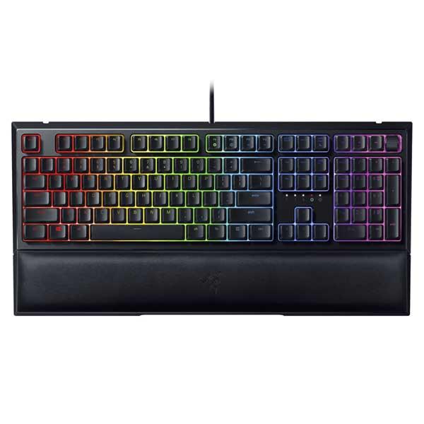 Herná klávesnica Razer Ornata V2 US