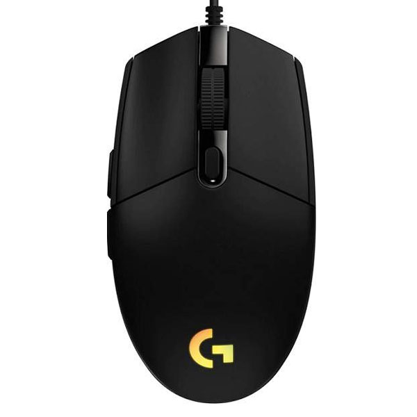 Herná myš Logitech G102 Lightsync Gaming Mouse, čierna