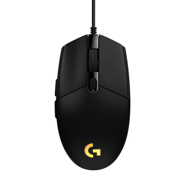 Herná myš Logitech G203 Lightsync, black