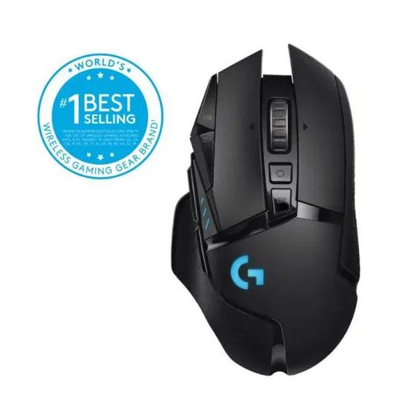 Herná myš Logitech G502 Lightspeed 910-005567
