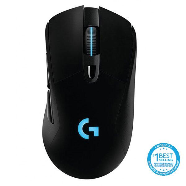 Herná myš Logitech G703 LIGHTSPEED Wireless Gaming Mouse