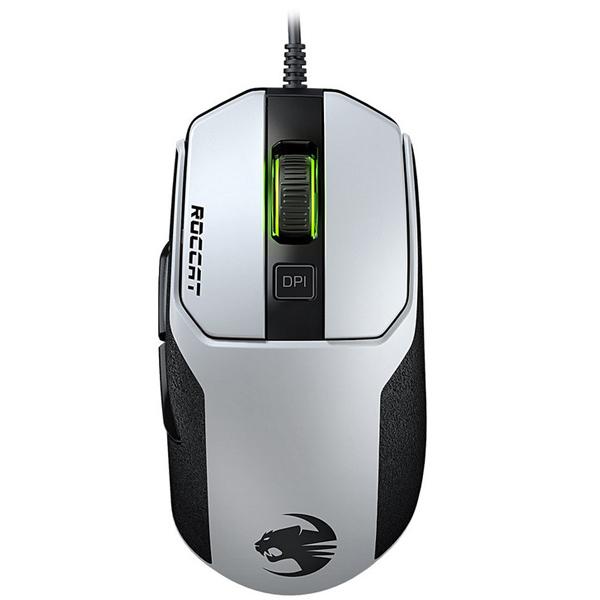 Herná myš Roccat Kain 102 AIMO, white