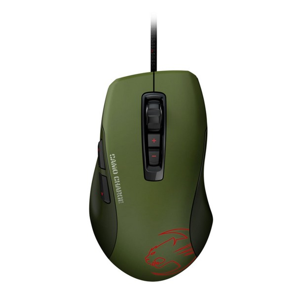 Herná myš Roccat Kone Pure Gaming Mouse, camo charge