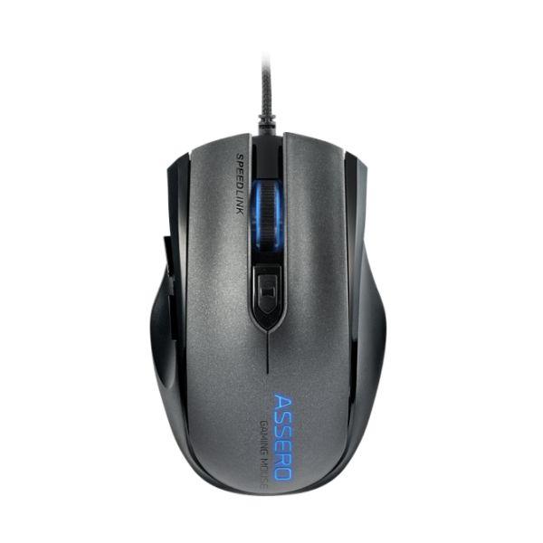 Herná myš Speedlink Assero Gaming Mouse, èierna