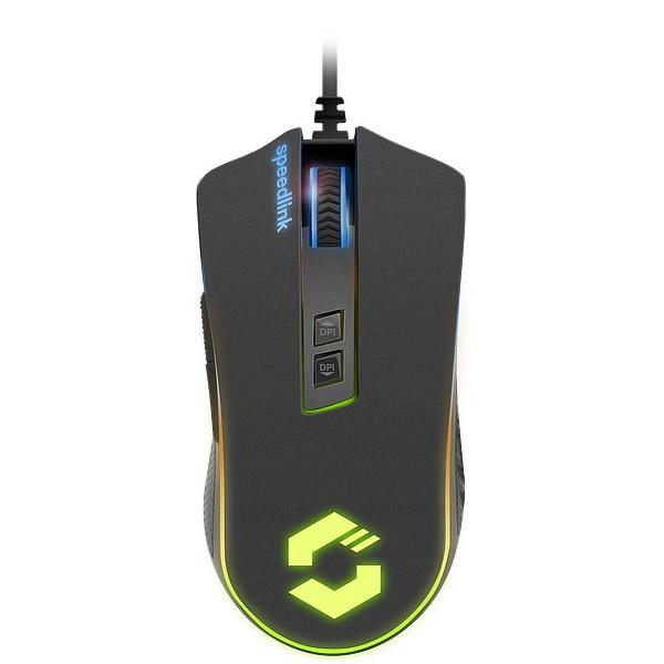 Herná myš Speedlink Orios RGB Gaming Mouse