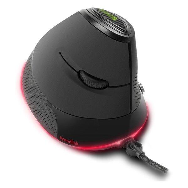 Herná myš Speedlink Sovos Vertical RGB