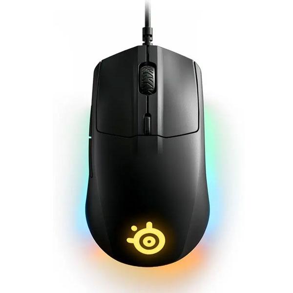Herná myš SteelSeries Rival 3