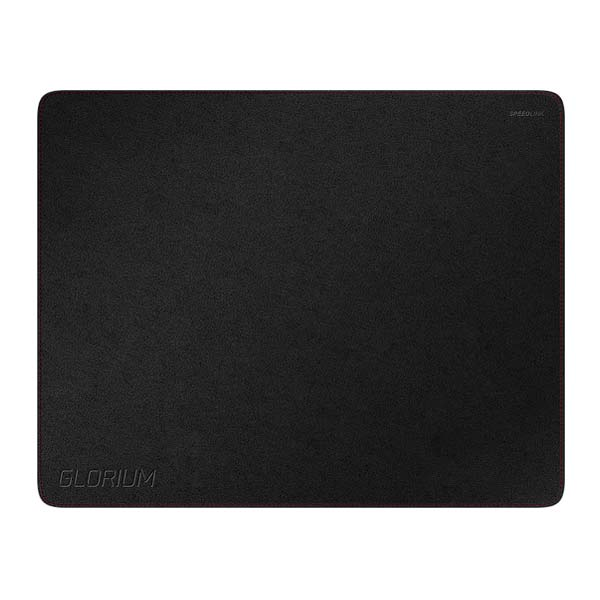Herná podložka pod myš Speedlink Glorium Soft Touch Gaming Mousepad, èierna