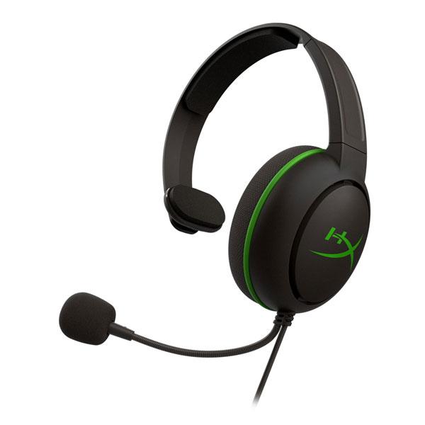 Herné slúchadlá Kingston HyperX CloudX Chat Headset pre Xbox HX-HSCCHX-BK/WW