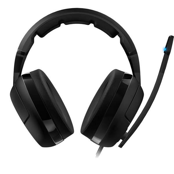 Herné slúchadlá Roccat Kave XTD Digital Premium 5.1 Surround s USB ovládaním ROC-14-160