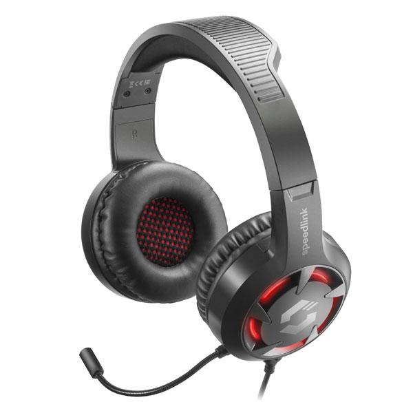 Herné slúchadlá Speedlink Casad Gaming Headset