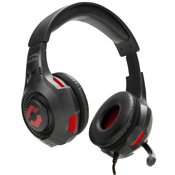 Herné slúchadlá Speedlink Garon Gaming Headset