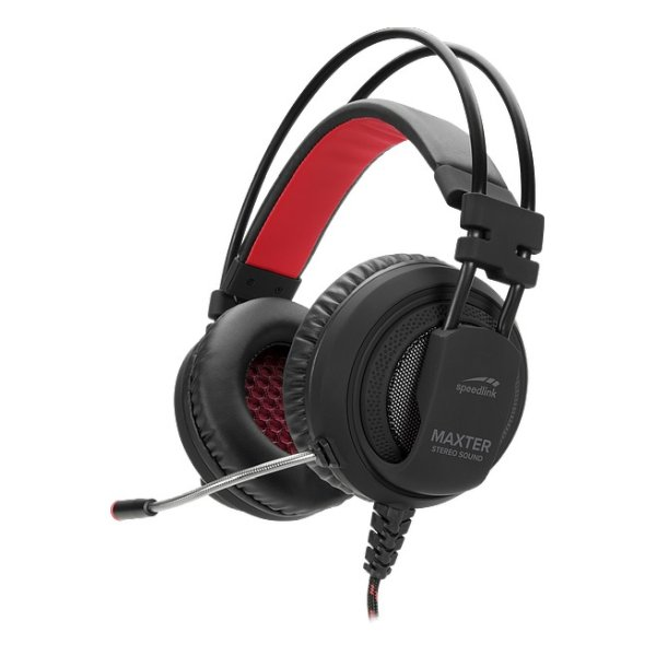 Herné slúchadlá Speedlink Maxter Stereo Headset pre PS4
