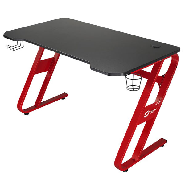 Herný stôl Speedlink Scarit Gaming Desk, black-red